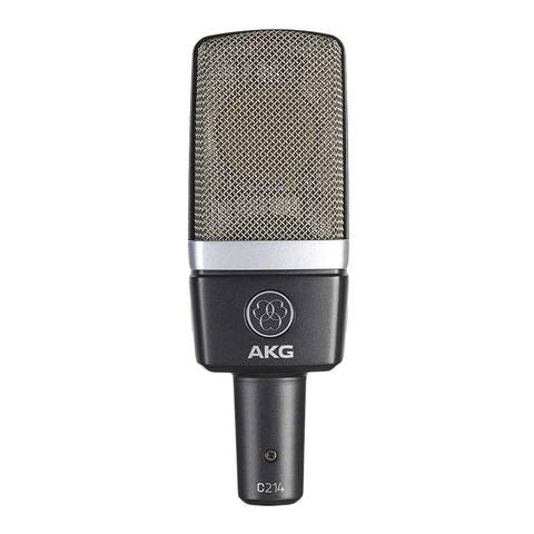 AKG Pro Audio C214 Professional Large-Diaphragm Condenser Microphone