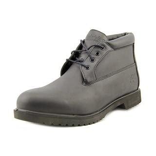 Timberland 50059 Round Toe Leather Chukka Boot