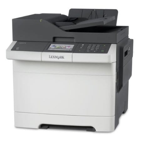Lexmark 28Dc550 Cx417de Laser Multifunction Printer - Color - Plain Paper Print - Desktop