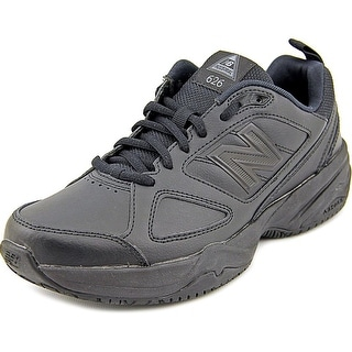 New Balance MID626 Women Round Toe Leather Work Shoe