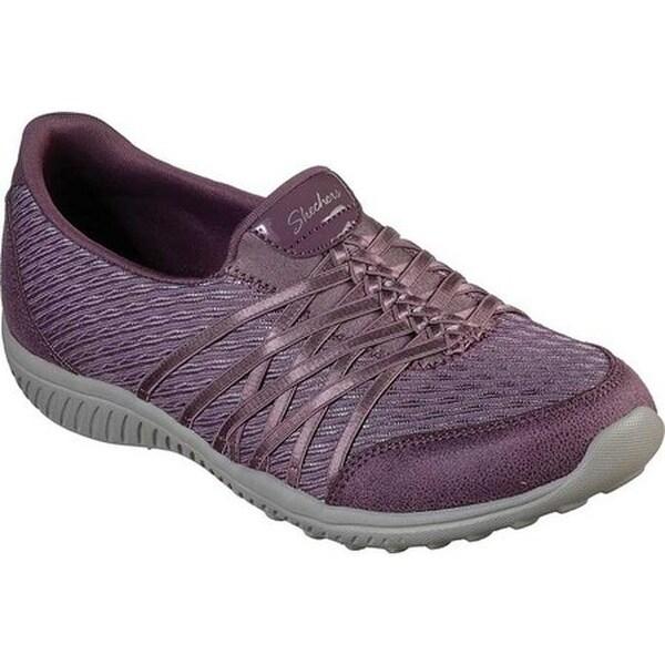 Shop Skechers Women's Be Light Good Story Slip On Sneaker