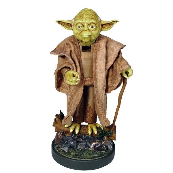 """Star Wars Yoda 7.5"""" Nutcracker"""