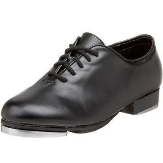 Dance Class Boys Dance Shoes Solid Tap Dance