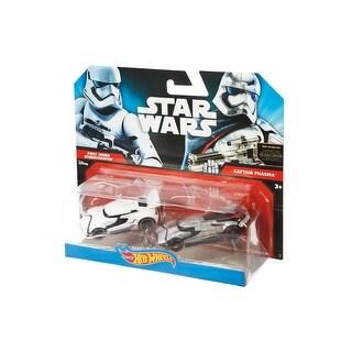 Star Wars Character Car Stormtrooper & Captain Phasma 2 Pack