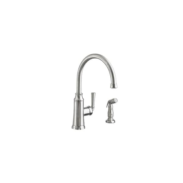 American Standard 4285.051 Portsmouth Kitchen Faucet with Sidespray