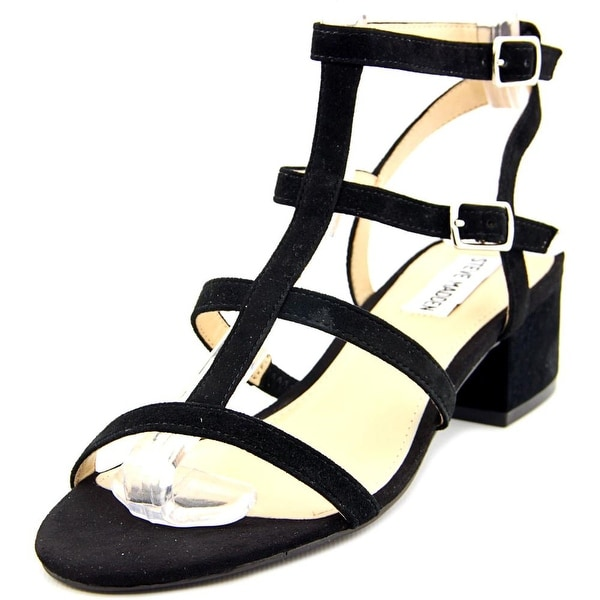 Steve Madden Luccile Women Black Sandals