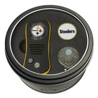 6375563 Pittsburgh Steelers Tin Set - Switchfix, Cap Clip &