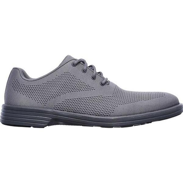 Los invitados Editor consenso  Skechers Men's Walson Dolen Oxford Light Gray - Overstock - 16285690