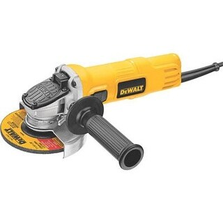 """Black & Decker Dwe4011 Dewalt 4-1/2"""" Small Angle Grinder With One-Touch Guard"""