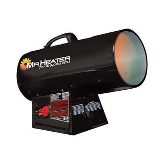 Link to Mr. Heater F271390 Industrial Forced Air Propane Heater (125,000 BTU) Similar Items in Outdoor Decor