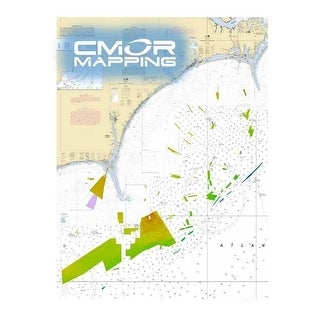 CMOR Mapping Georgetown and Cape Lookout f/Simrad, Lowrance, Band G and Mercury CMOR Mapping Georgetown and Cape Lookout