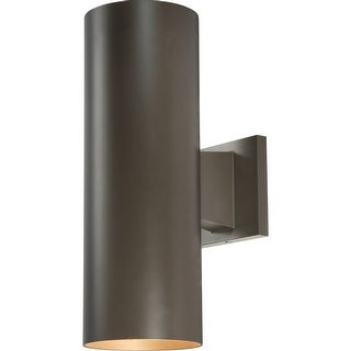 "Volume Lighting V9635 2-Light 14"" Tall Outdoor Wall Sconce - N/A"