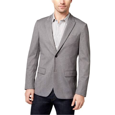 Vince Camuto Mens Slim Two Button Blazer Jacket