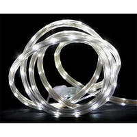 30 ft. Pure White LED Indoor & Outdoor Christmas Linear Tape Lighting