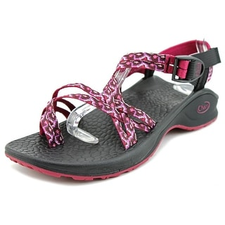 Chaco Updraft Ecotread X2 Women Open-Toe Canvas Sport Sandal