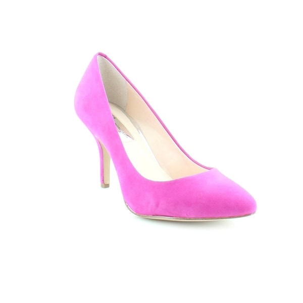 INC International Concepts Zitah Women's Heels Deep Fuchsia