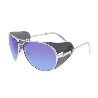 Breed Eclipse Men's Titanium Sunglasses - 100% UVA/UVB Prorection - Polarized/Mirrored/Gradient Lens - Multi