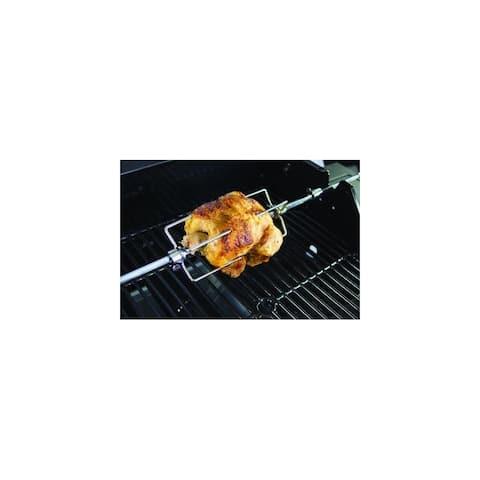 Dyna-Glo DG9WB 9 Watt Universal Deluxe Rotisserie Kit for Grills