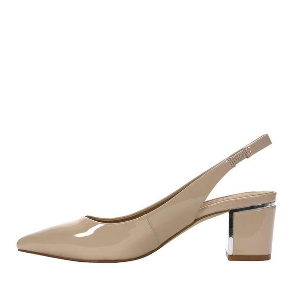 4ee1a09378e Shop Tahari Womens Roseann Pointed Toe SlingBack Classic Pumps ...