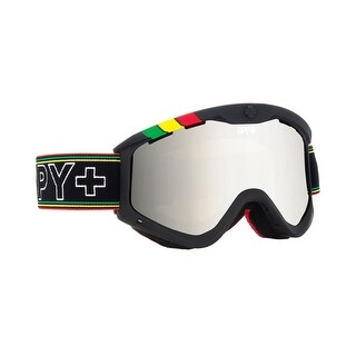 Spy Optic 310809651387 T3 Snow Ski Goggles One Love Bronze Silver Mirror - one love
