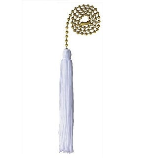 """Westinghouse 77011 Decorative Pull Chain, 12"""""""