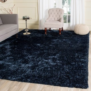Link to Safavieh Handmade Toronto Shag Devon Polyester Rug Similar Items in Shag Rugs
