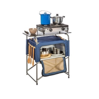 Kamp-Rite EZ Prep Table with Insulated Bag KPT171