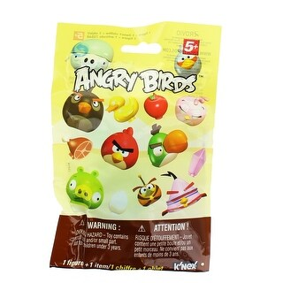 Angry Birds K'Nex Series 2 Blind Bagged Mystery Figure - multi