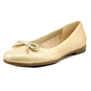 Aerosoles Bechnicality Round Toe Leather Flats