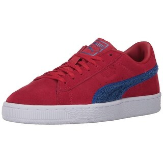 PUMA Baby Boy classic terry Suede Lace Up Sneakers - 6c toddler