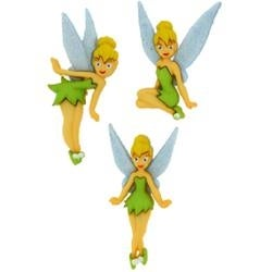 Disney Tinker Bell Dress It Up Licensed Embellishments