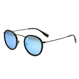 Simplify Jones Unisex Titanium Sunglasses - 100% UVA/UVB Prorection - Polarized/Mirrored Lens - Multi