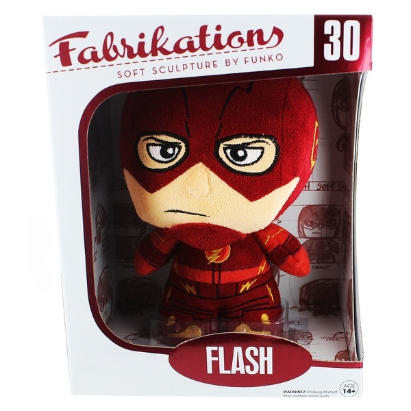 "DC Comics Funko Fabrikations 6"" Plush: TV Flash - multi"