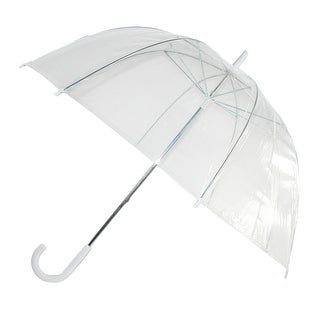 iRain Clear Bubble Dome Umbrella