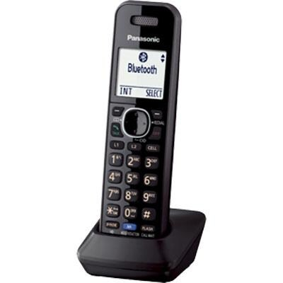 Panasonic Consumer - Kx-Tga950b - Rplmt Hndst 2 Line Telephone