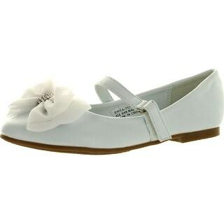 Little Angel Girls Enna-715E Dress Flats Shoes