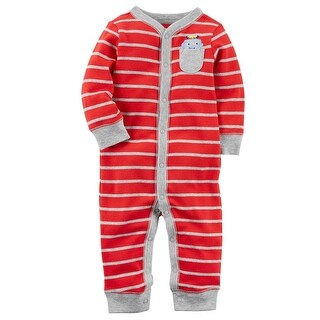 Carter's Baby Boys' Snap-Up Cotton Sleep & Play