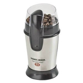 Black & Decker CBG100 Coffee Grinder, Stainless Steel