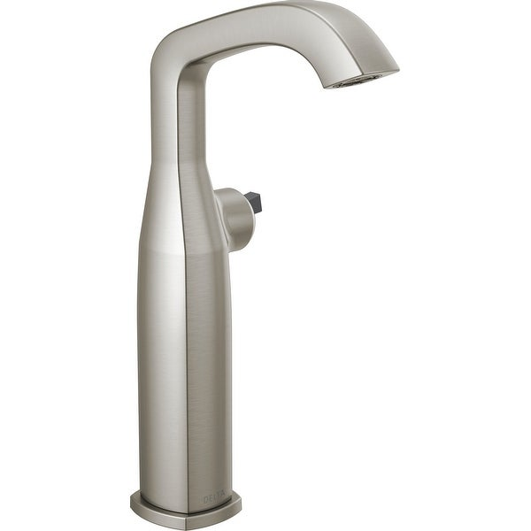 Delta 776-LHP-DST Stryke 1.2 GPM Single Hole Vessel Bathroom Faucet with Diamond Seal Technology