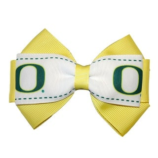 University of Oregon NCAA Officially Licensed Hair Bow