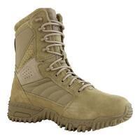 "Altama Footwear Men's Foxhound SR 8"" Boot Tan Suede"