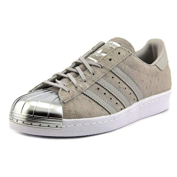 Adidas Superstar 80s Metal Round Toe Leather Sneakers