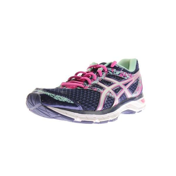 918e91593cd2c Shop Asics Womens Gel-Excite 4 Running Shoes Athletic Workout - Free ...