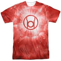 Green Lantern Red Energy Mens Sublimation Shirt