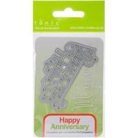 Happy Anniversary - Tonic Studios Miniature Moments Sentiment Die
