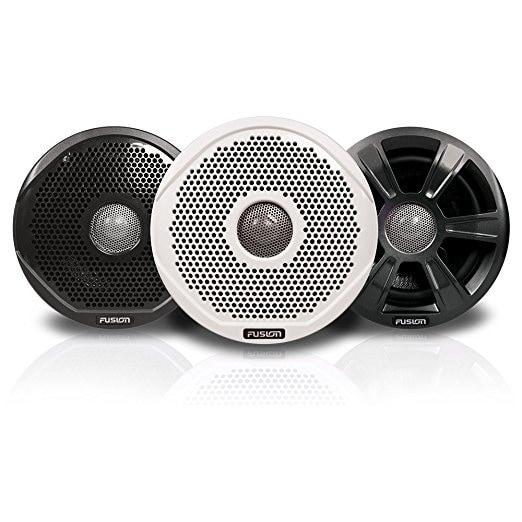 """Ms-Fr7022 7"""" Speakers W/ 3 Grilles"""