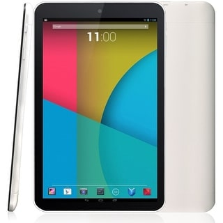 "Zeepad ZEEPAD X8-WHT Zeepad 8 GB Tablet - 8"" - In-plane Switching (IPS) Technology - Wireless LAN - MediaTek Quad-core (4"