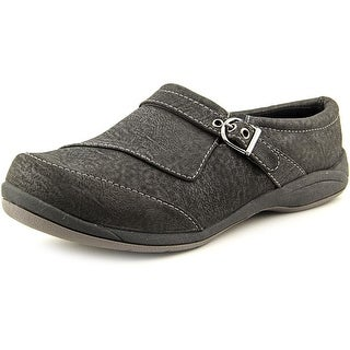 Easy Street Comet Round Toe Synthetic Mules