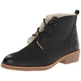 Rebecca Minkoff Womens Persys Suede Shearling Lining Chukka Boots - 8 medium (b,m)