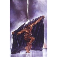 ''Stay Black'' by WAK - Kevin A. Williams African American Art Print (37 x 25 in.)
